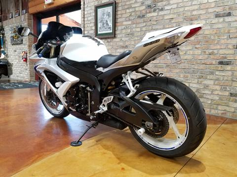 2008 Suzuki GSX-R600™ in Big Bend, Wisconsin - Photo 22