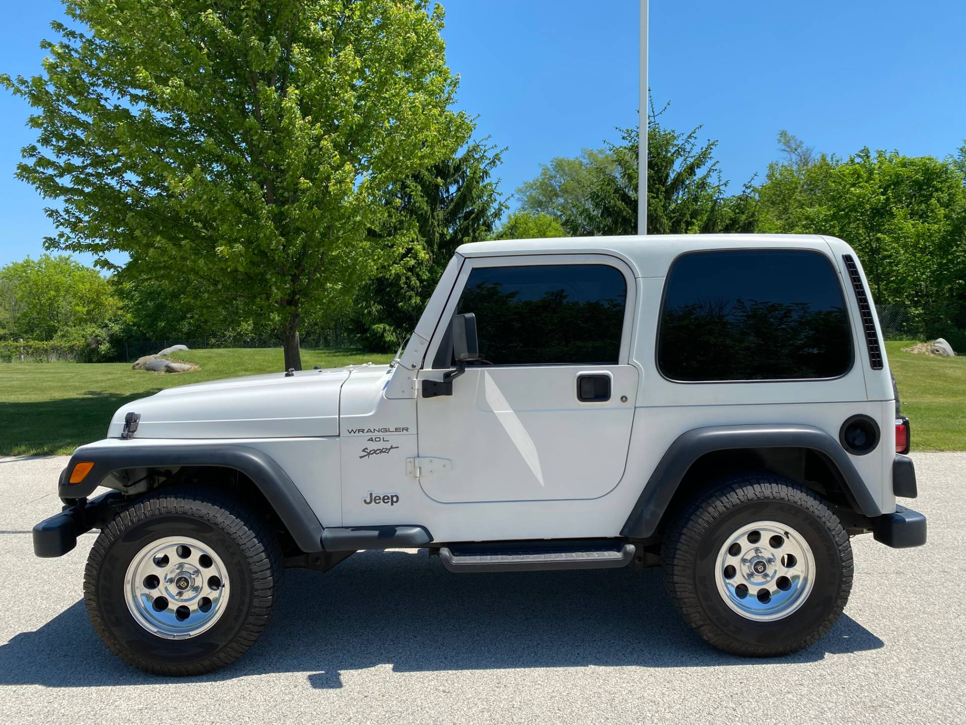 2000 Jeep® Wrangler Sport in Big Bend, Wisconsin - Photo 36