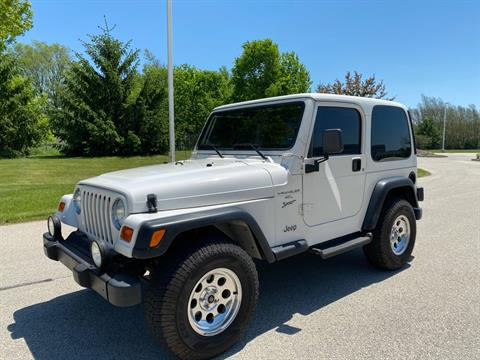2000 Jeep® Wrangler Sport in Big Bend, Wisconsin - Photo 4