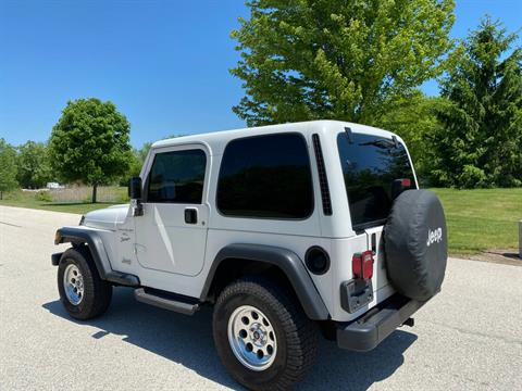 2000 Jeep® Wrangler Sport in Big Bend, Wisconsin - Photo 8