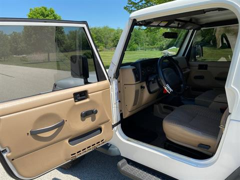 2000 Jeep® Wrangler Sport in Big Bend, Wisconsin - Photo 16