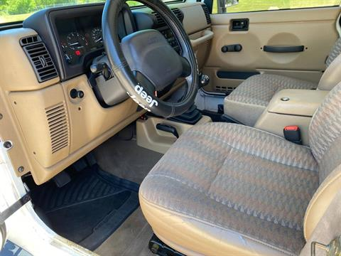 2000 Jeep® Wrangler Sport in Big Bend, Wisconsin - Photo 15