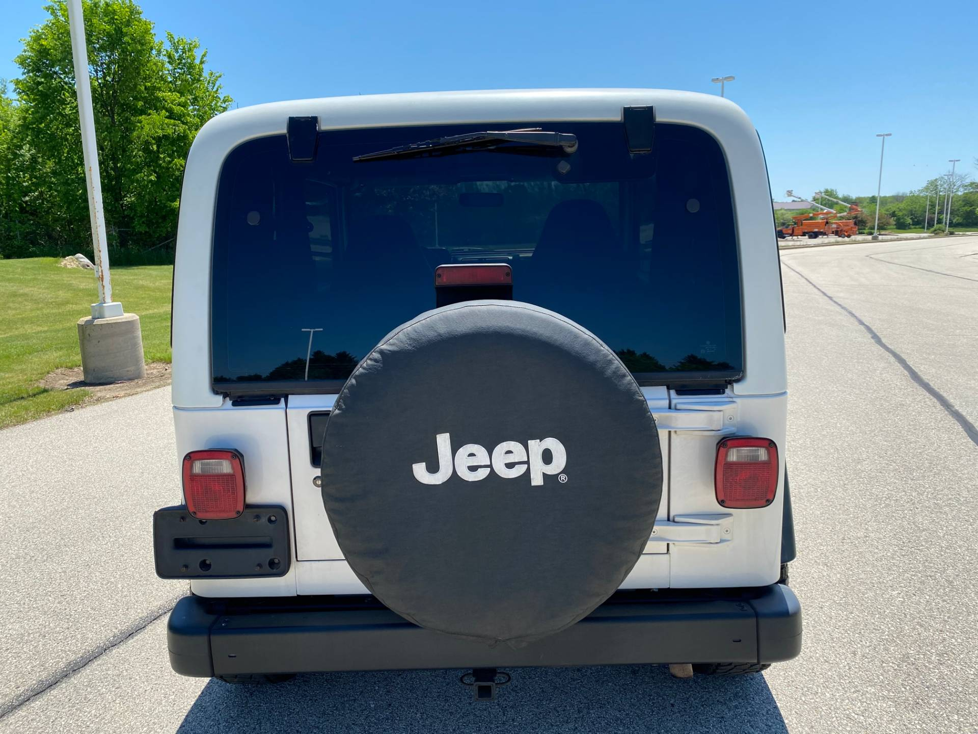 2000 Jeep® Wrangler Sport in Big Bend, Wisconsin - Photo 7