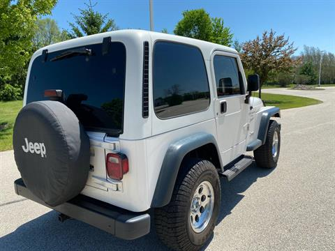2000 Jeep® Wrangler Sport in Big Bend, Wisconsin - Photo 6