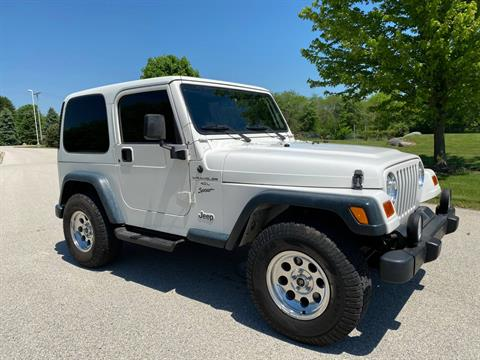 2000 Jeep® Wrangler Sport in Big Bend, Wisconsin - Photo 3