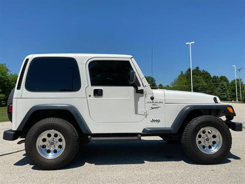 2000 Jeep® Wrangler Sport in Big Bend, Wisconsin - Photo 30