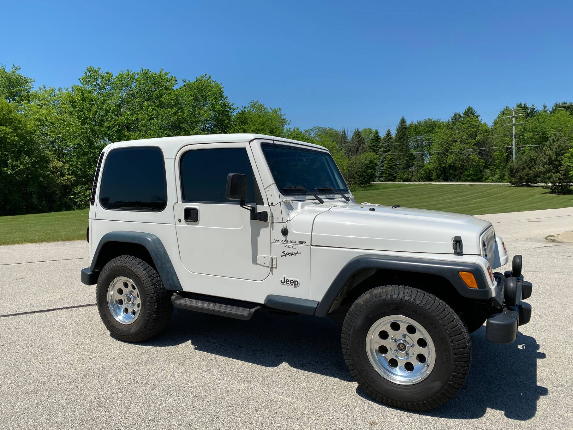 2000 Jeep® Wrangler Sport in Big Bend, Wisconsin - Photo 32