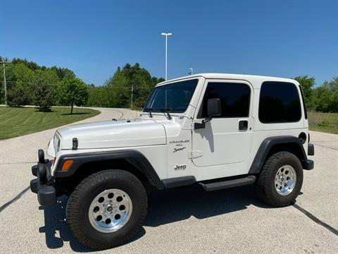 2000 Jeep® Wrangler Sport in Big Bend, Wisconsin - Photo 34