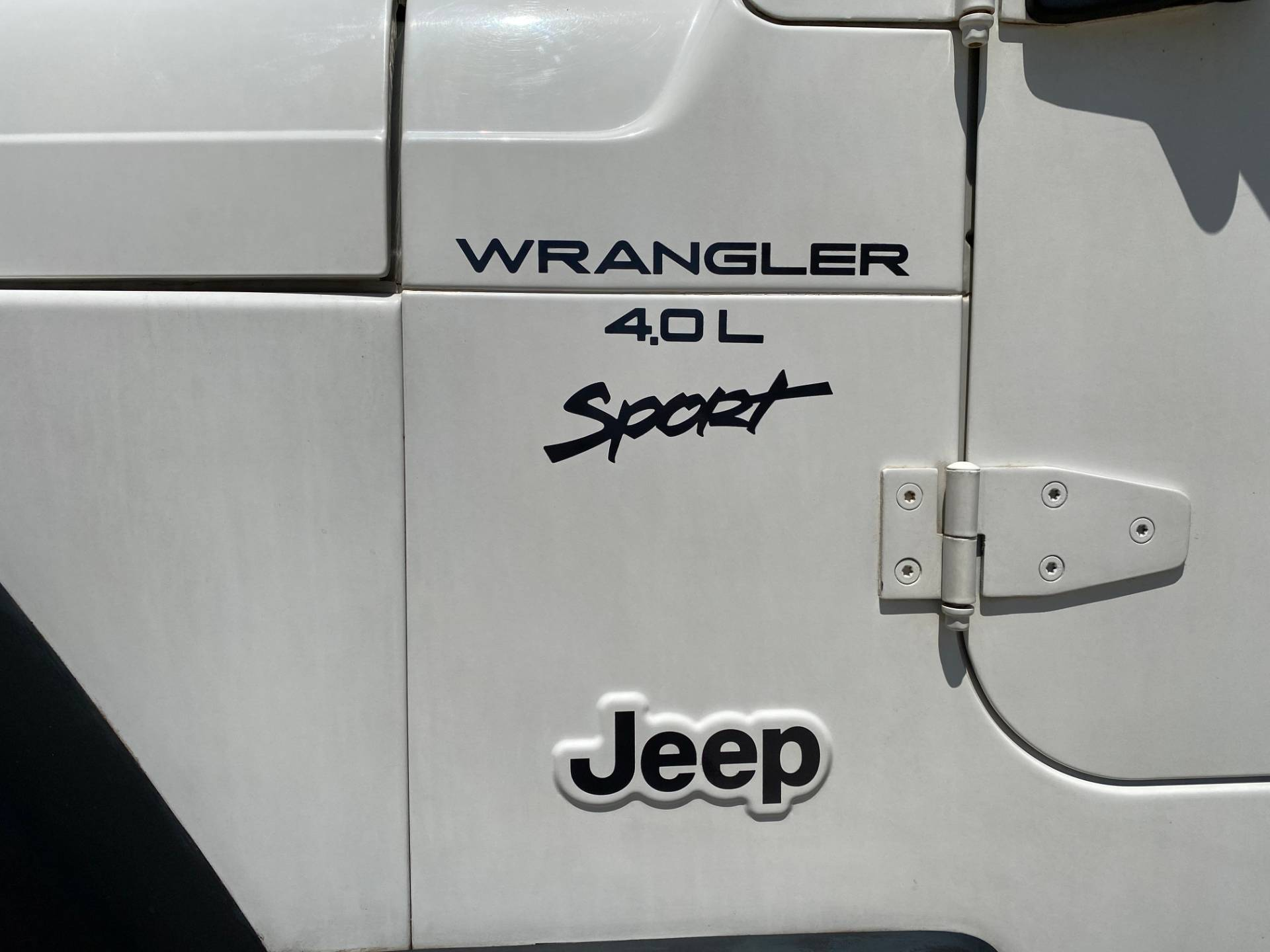 2000 Jeep® Wrangler Sport in Big Bend, Wisconsin - Photo 39