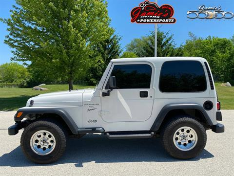 2000 Jeep® Wrangler Sport in Big Bend, Wisconsin - Photo 1