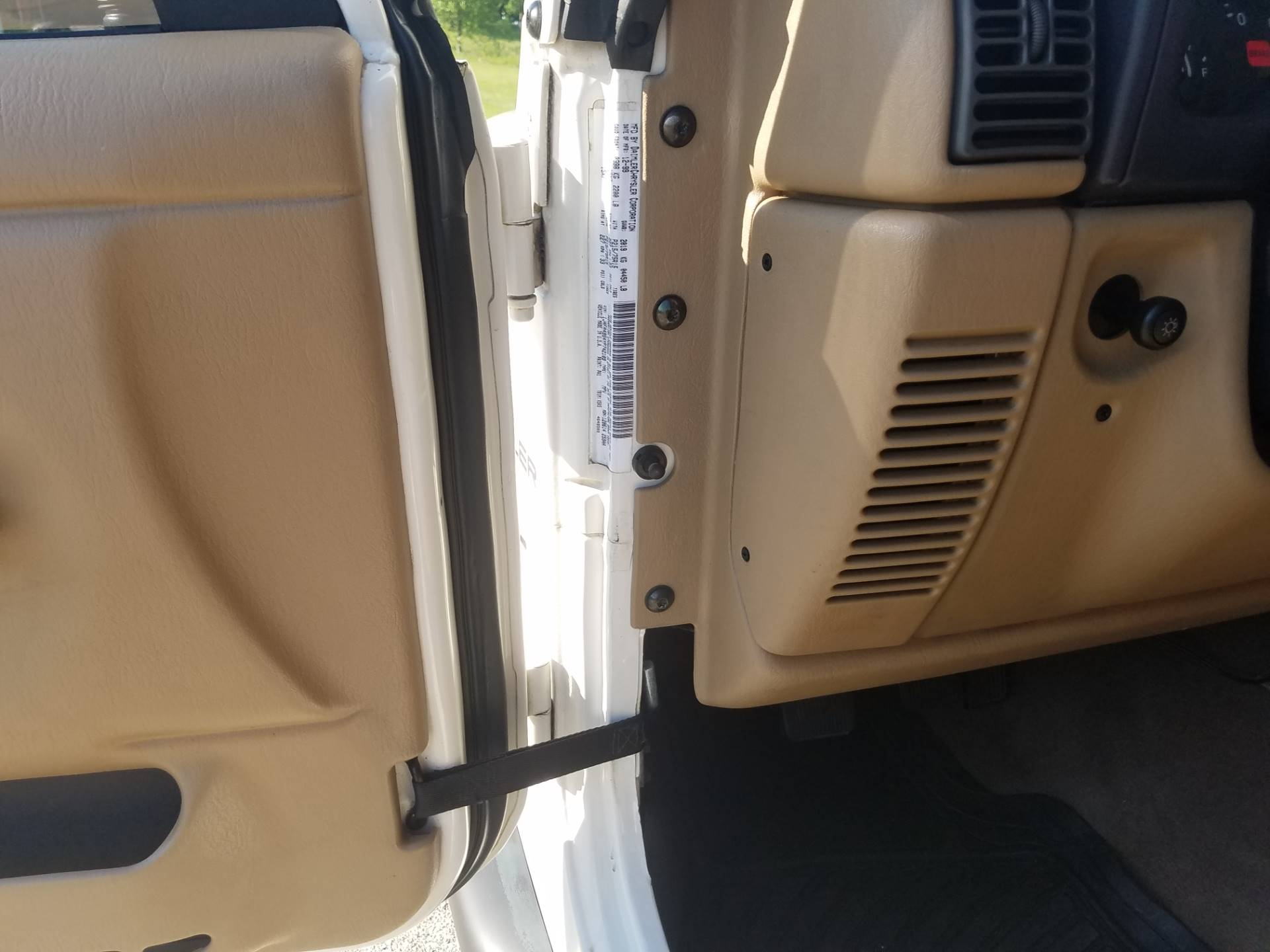2000 Jeep® Wrangler Sport in Big Bend, Wisconsin - Photo 116
