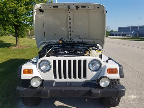 2000 Jeep® Wrangler Sport in Big Bend, Wisconsin - Photo 151