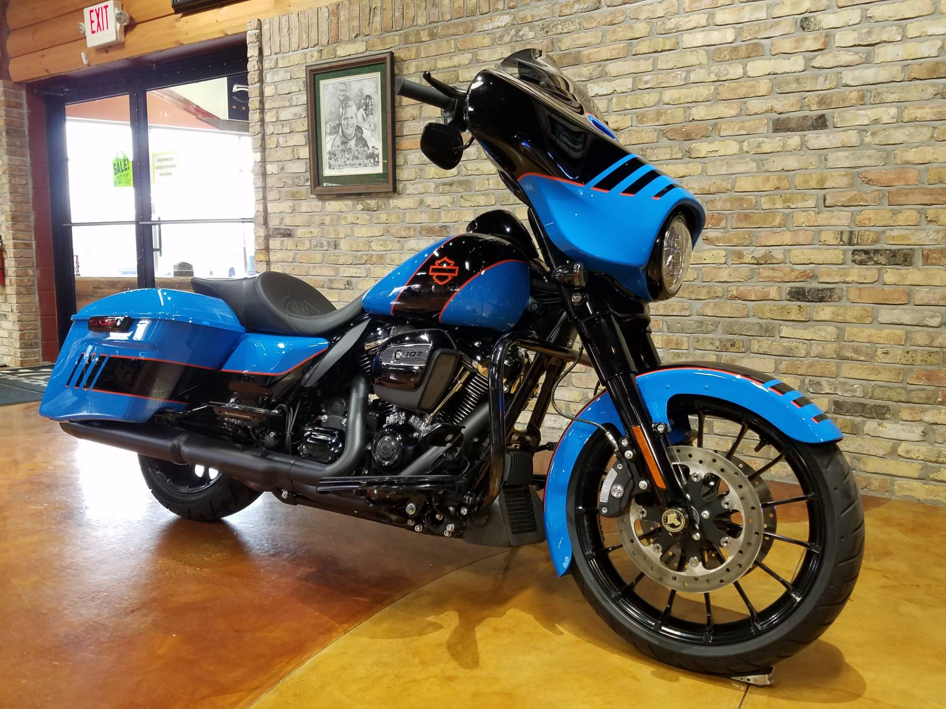 2018 Harley-Davidson FLHXS Street Glide Special in Big Bend, Wisconsin - Photo 2