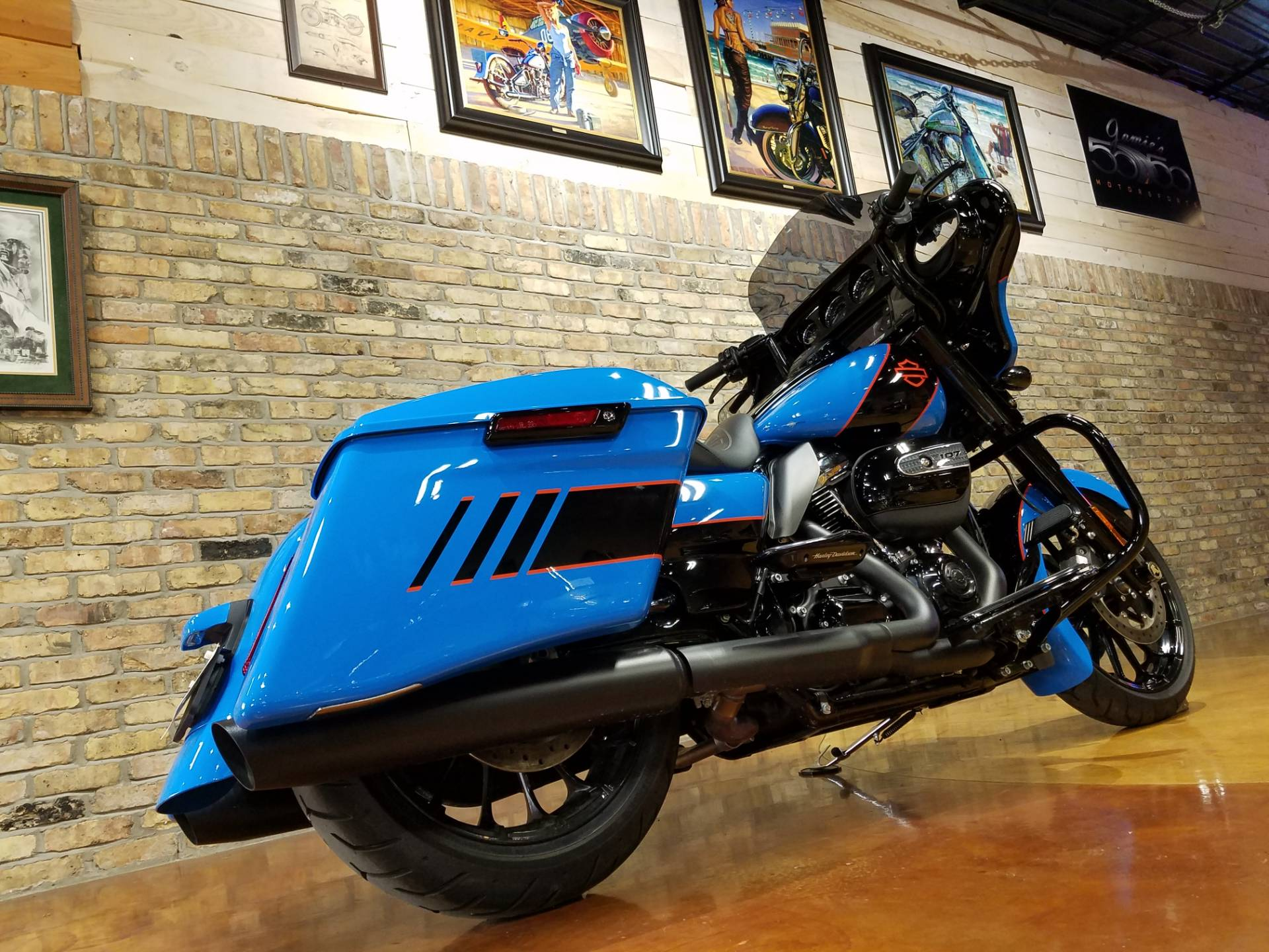 2018 Harley-Davidson FLHXS Street Glide Special in Big Bend, Wisconsin - Photo 4