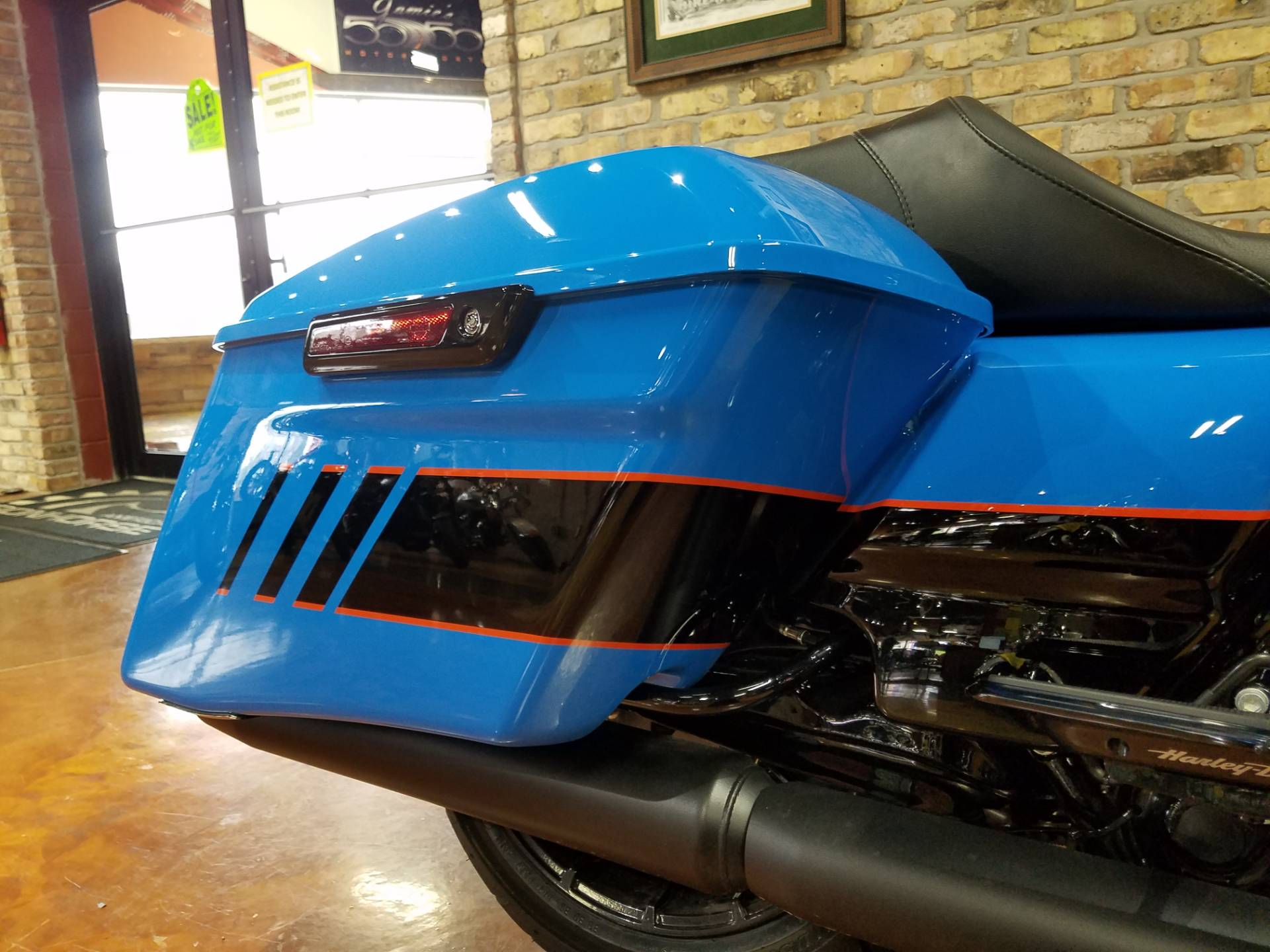 2018 Harley-Davidson FLHXS Street Glide Special in Big Bend, Wisconsin - Photo 6