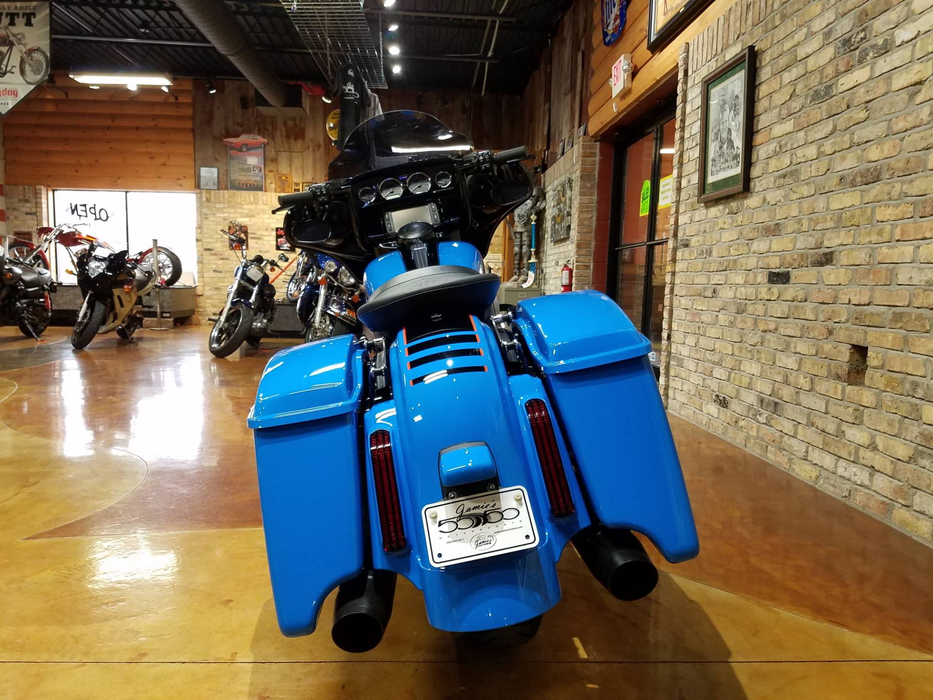 2018 Harley-Davidson FLHXS Street Glide Special in Big Bend, Wisconsin - Photo 44