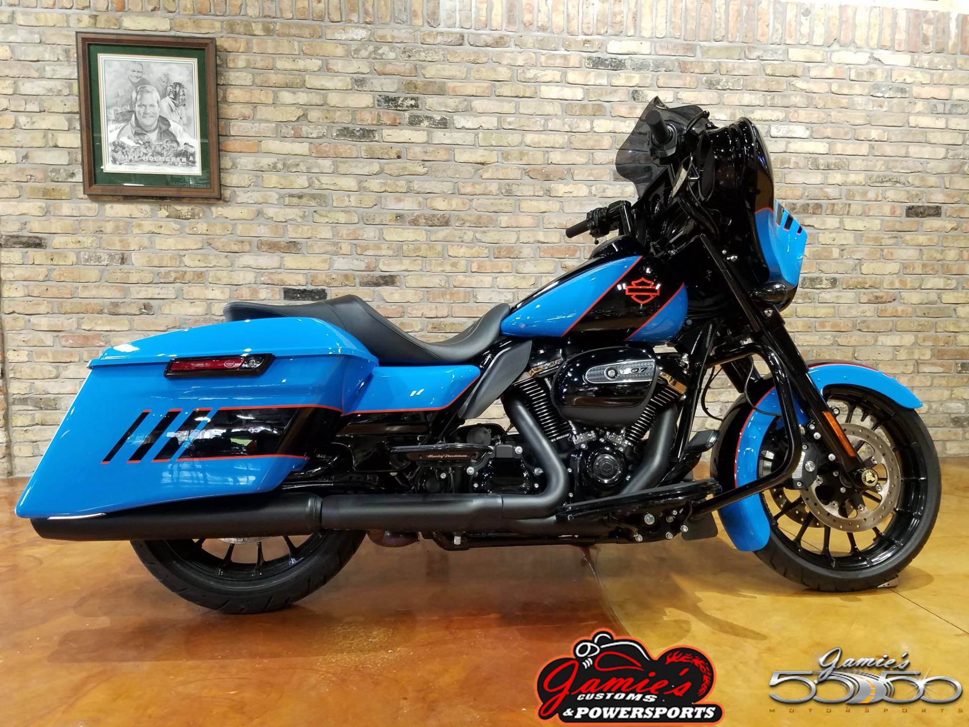 2018 Harley-Davidson FLHXS Street Glide Special in Big Bend, Wisconsin - Photo 1