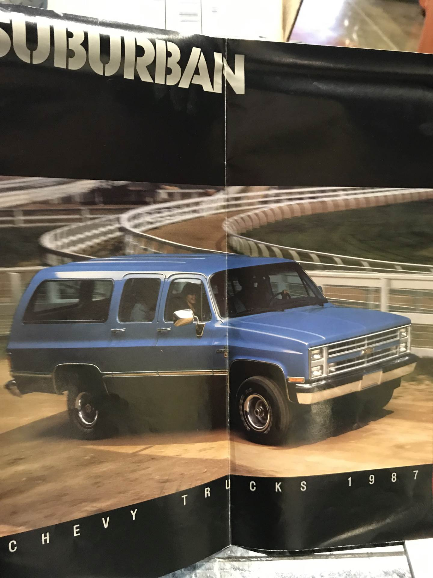 1987 Chevrolet Suburban Silverado in Big Bend, Wisconsin - Photo 13