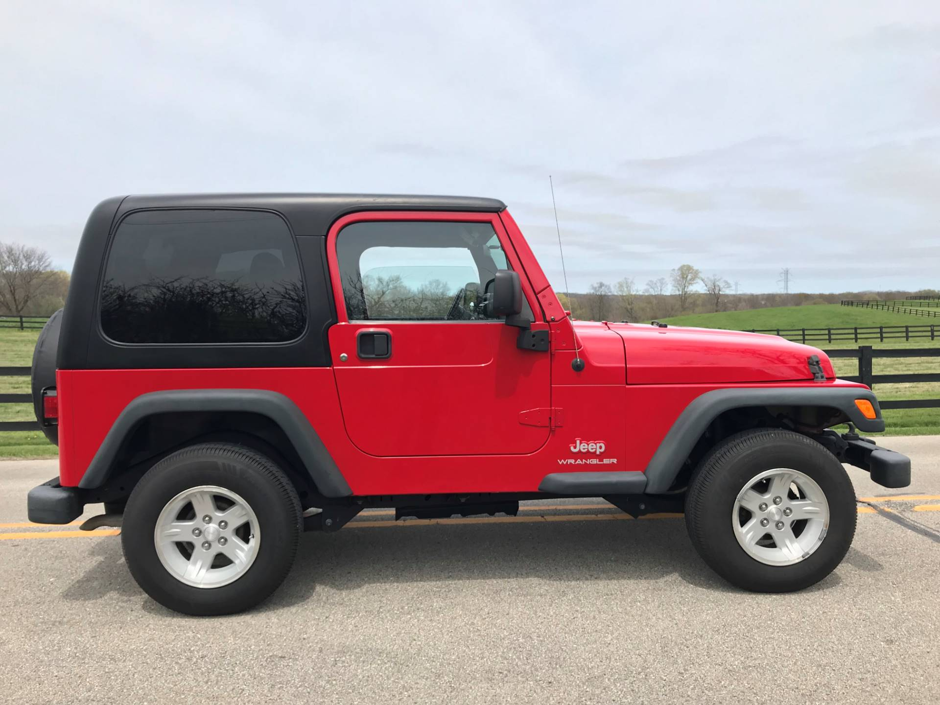 2006 Jeep Wrangler Sport in Big Bend, Wisconsin - Photo 7