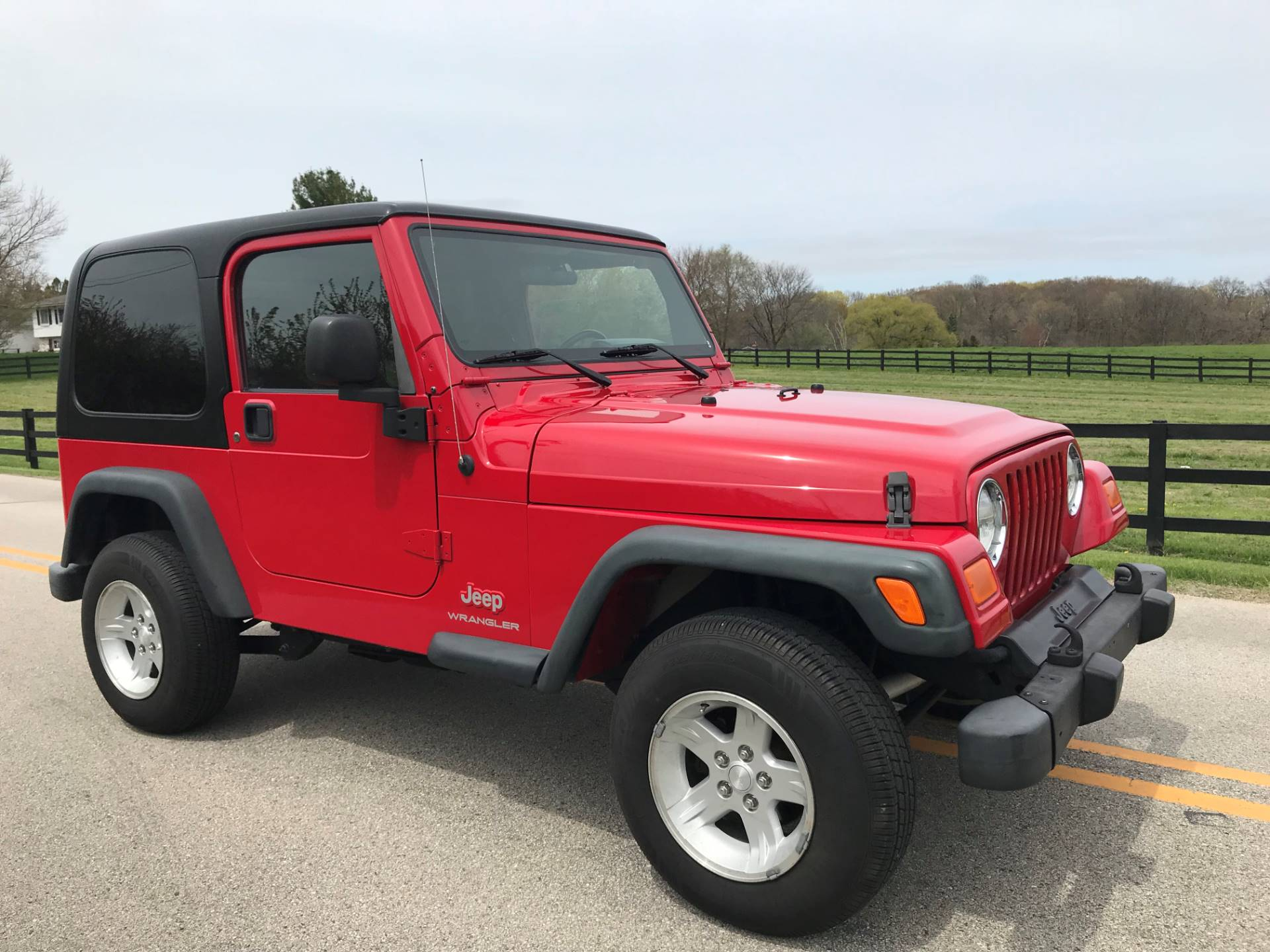 2006 Jeep Wrangler Sport in Big Bend, Wisconsin - Photo 8