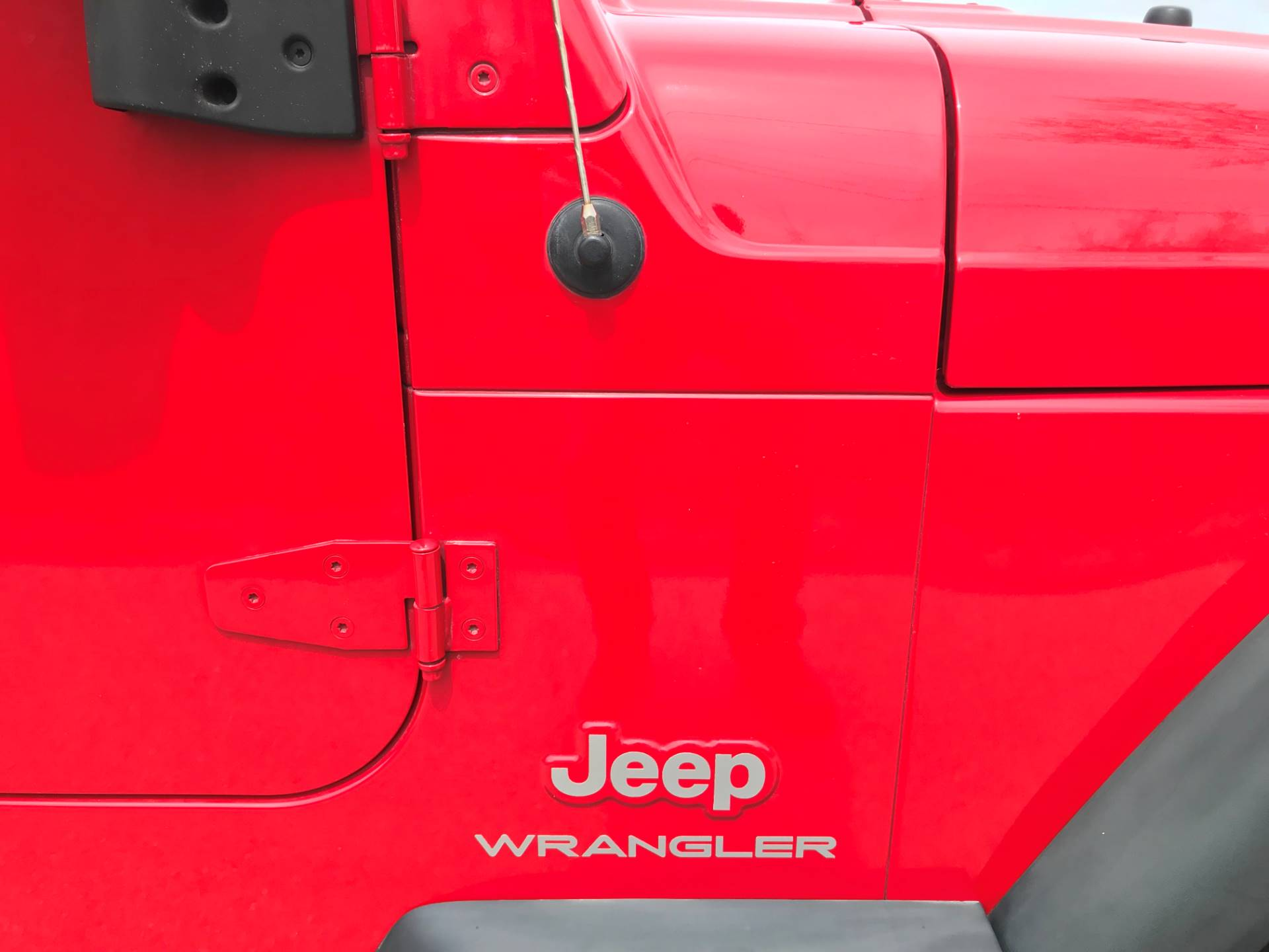 2006 Jeep Wrangler Sport in Big Bend, Wisconsin - Photo 9
