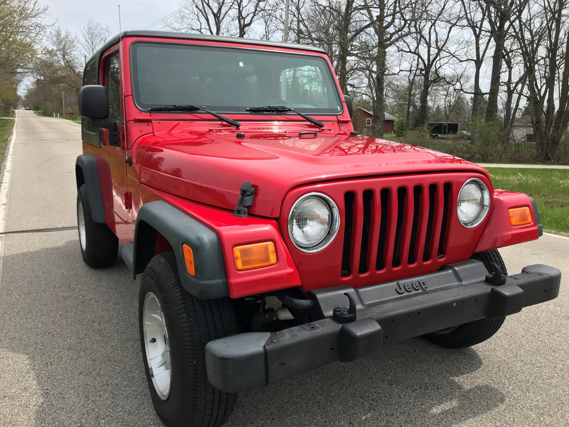 2006 Jeep Wrangler Sport in Big Bend, Wisconsin - Photo 15