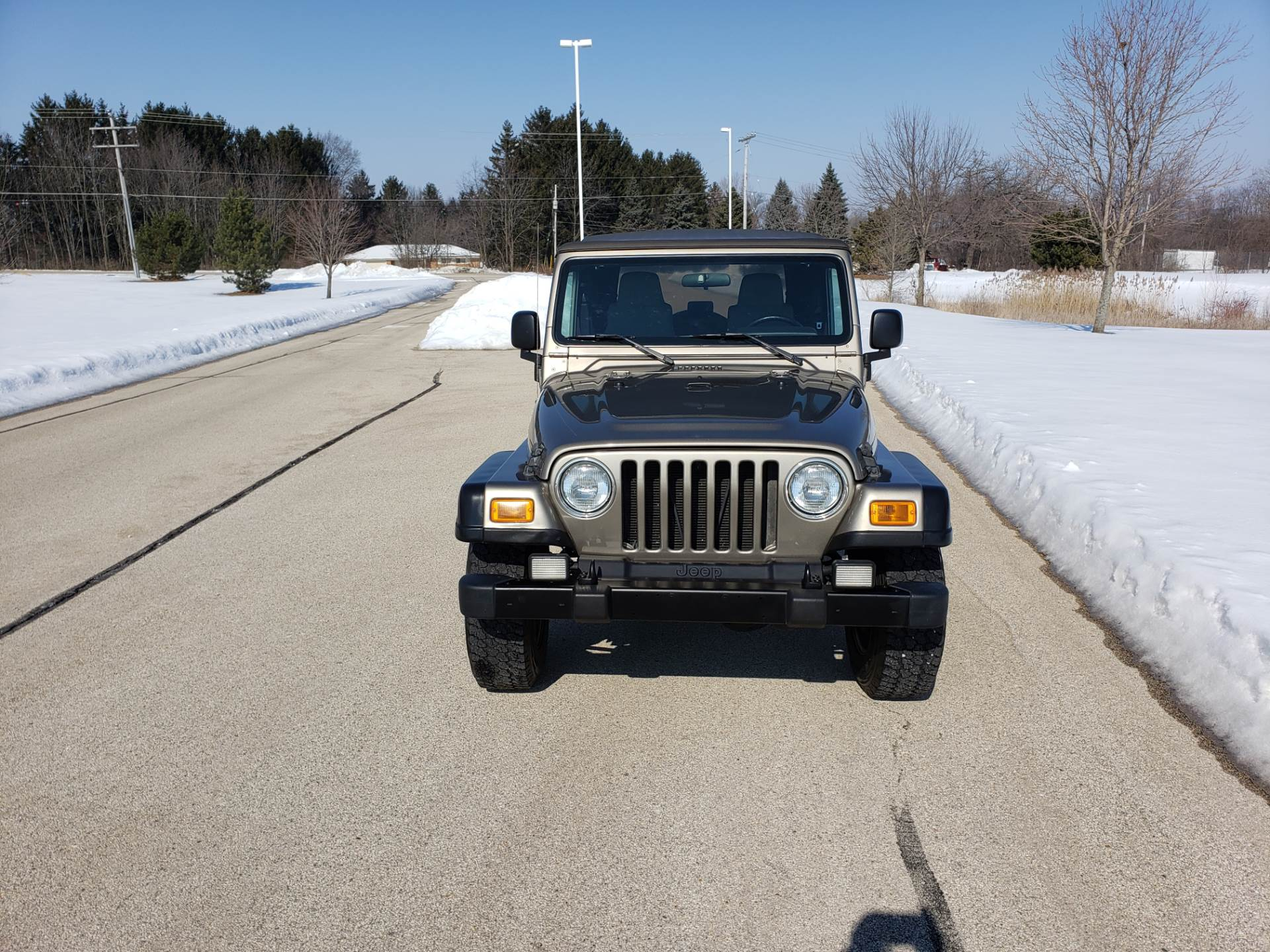2006 Jeep Wrangler Rubicon in Big Bend, Wisconsin - Photo 2