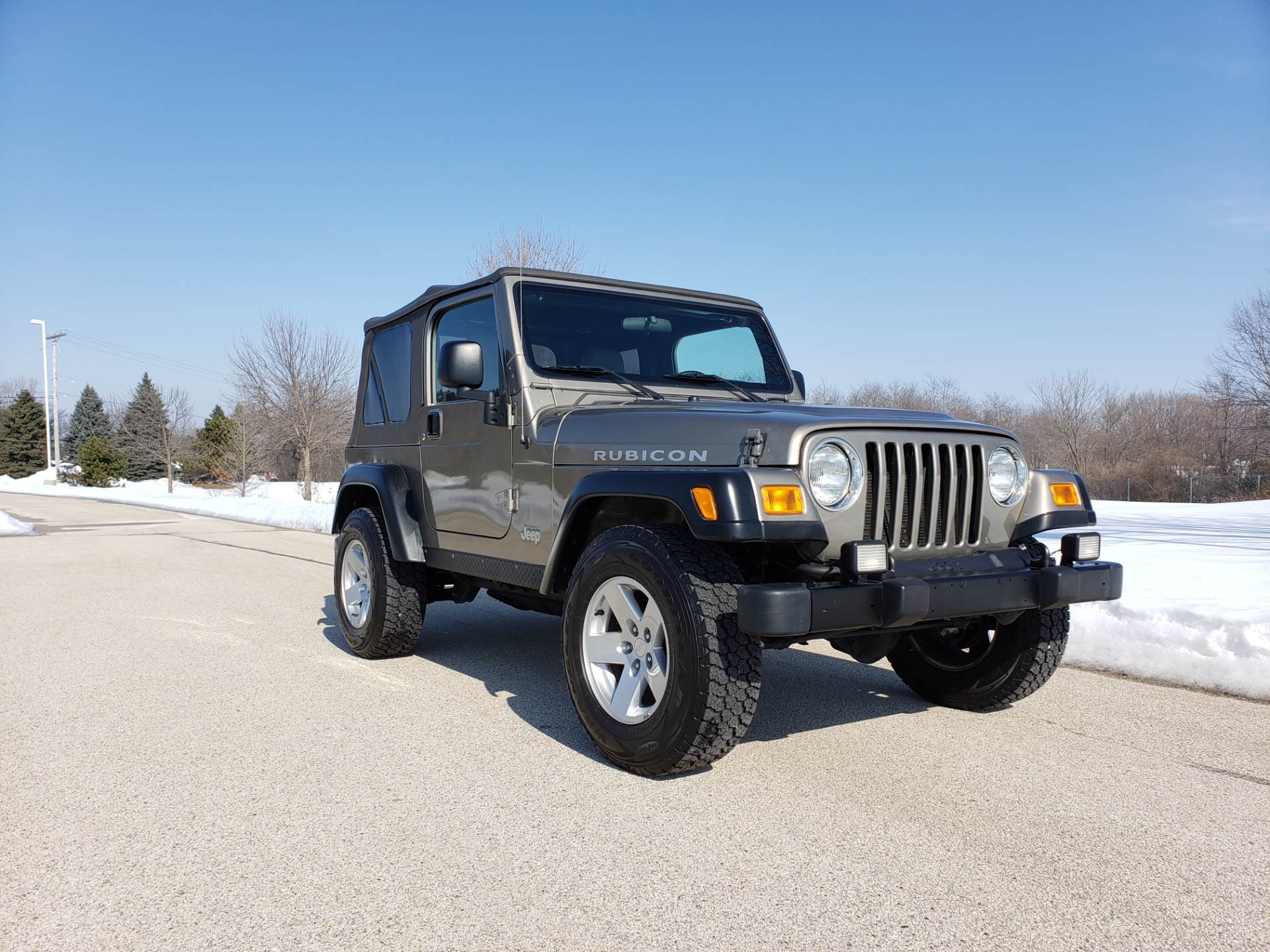 2006 Jeep Wrangler Rubicon in Big Bend, Wisconsin - Photo 3