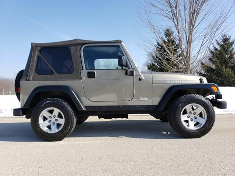2006 Jeep Wrangler Rubicon in Big Bend, Wisconsin - Photo 1
