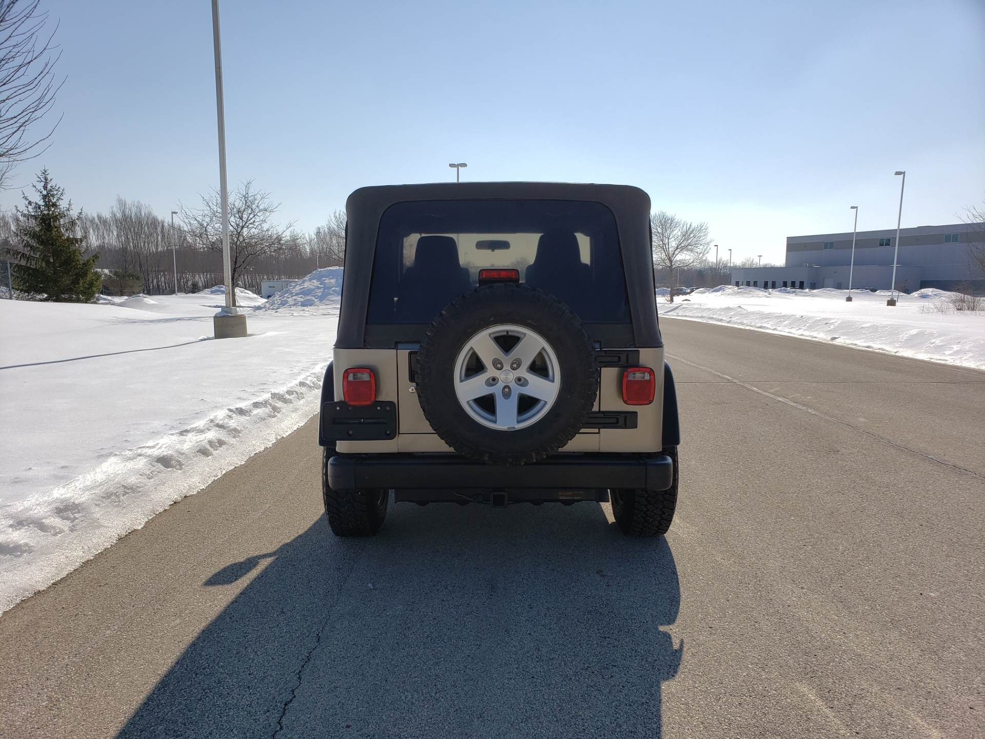 2006 Jeep Wrangler Rubicon in Big Bend, Wisconsin - Photo 5