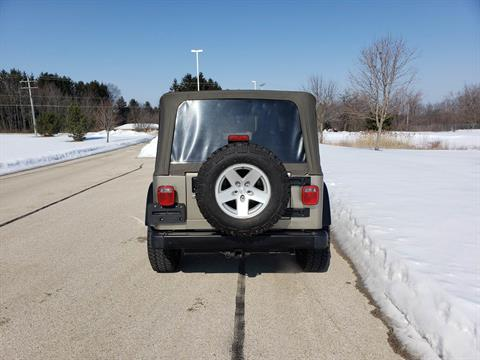 2006 Jeep Wrangler Rubicon in Big Bend, Wisconsin - Photo 16