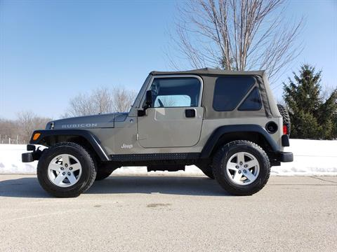 2006 Jeep Wrangler Rubicon in Big Bend, Wisconsin - Photo 18