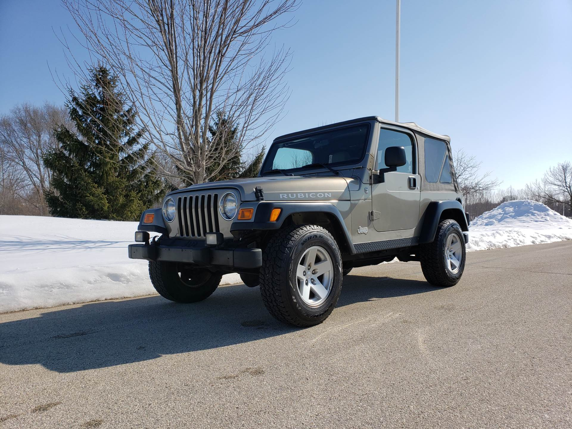 2006 Jeep Wrangler Rubicon in Big Bend, Wisconsin - Photo 19