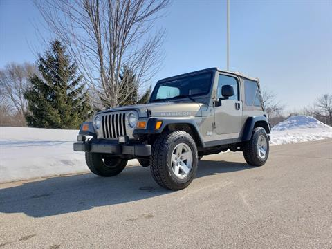 2006 Jeep Wrangler Rubicon in Big Bend, Wisconsin - Photo 20