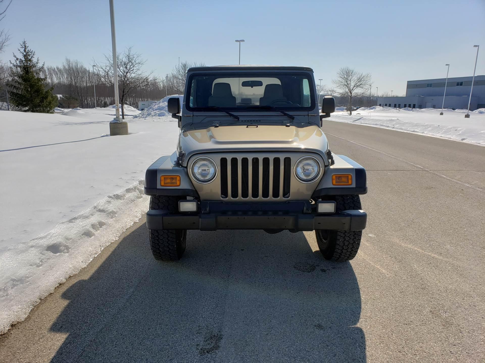 2006 Jeep Wrangler Rubicon in Big Bend, Wisconsin - Photo 21