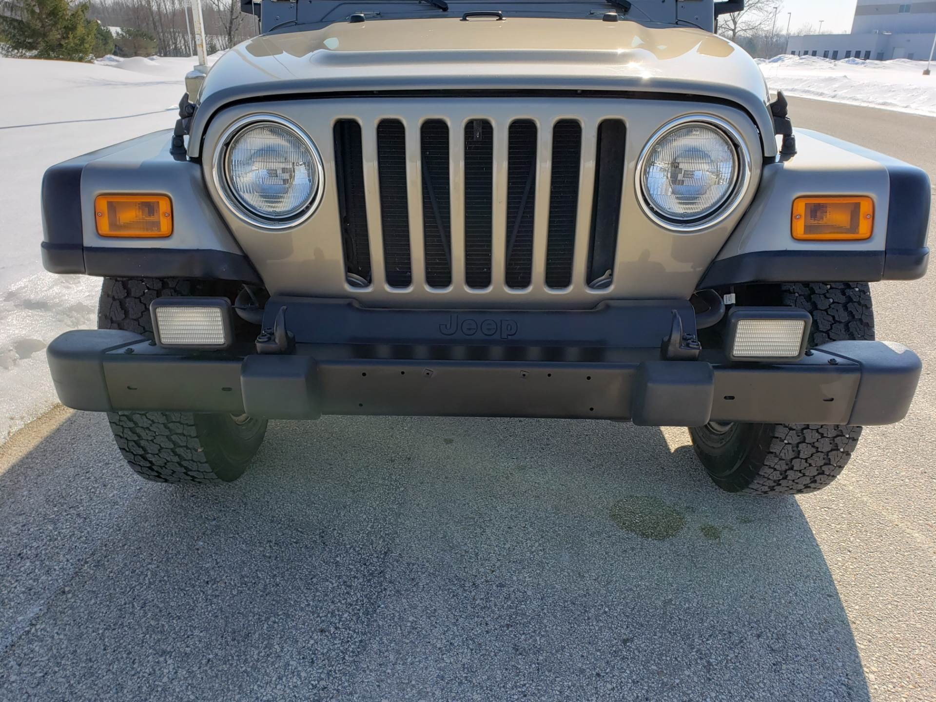 2006 Jeep Wrangler Rubicon in Big Bend, Wisconsin - Photo 22