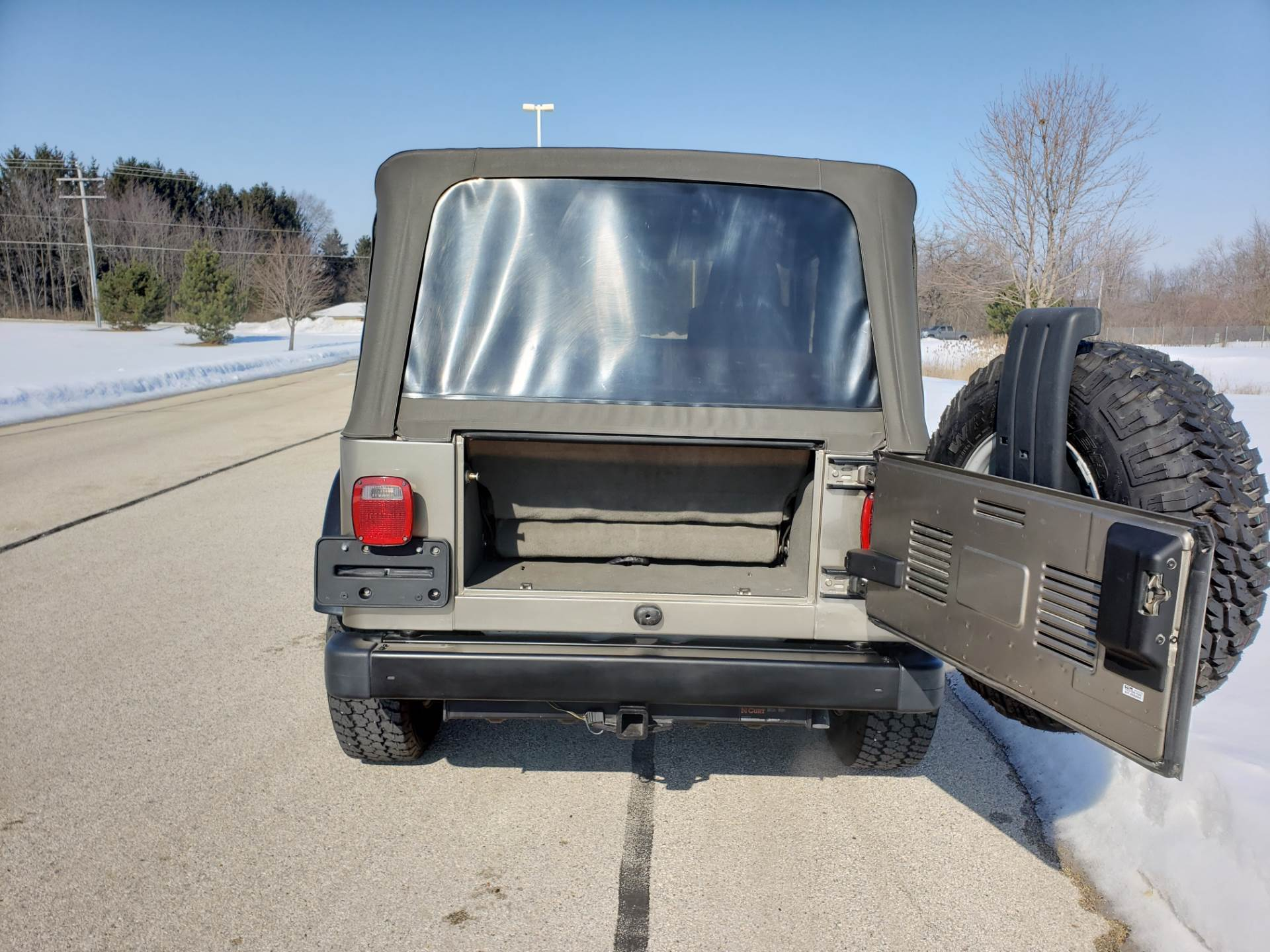 2006 Jeep Wrangler Rubicon in Big Bend, Wisconsin - Photo 33