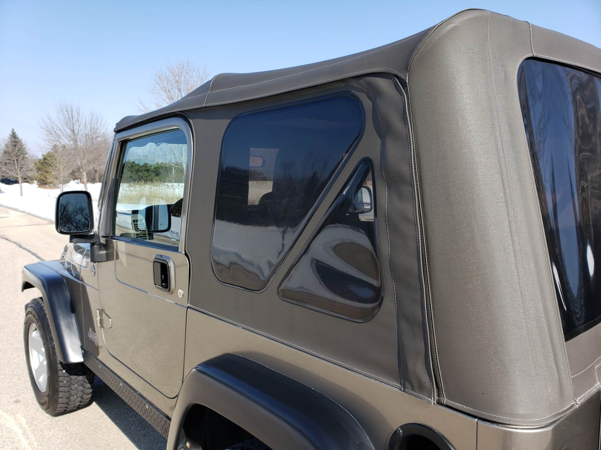 2006 Jeep Wrangler Rubicon in Big Bend, Wisconsin - Photo 35