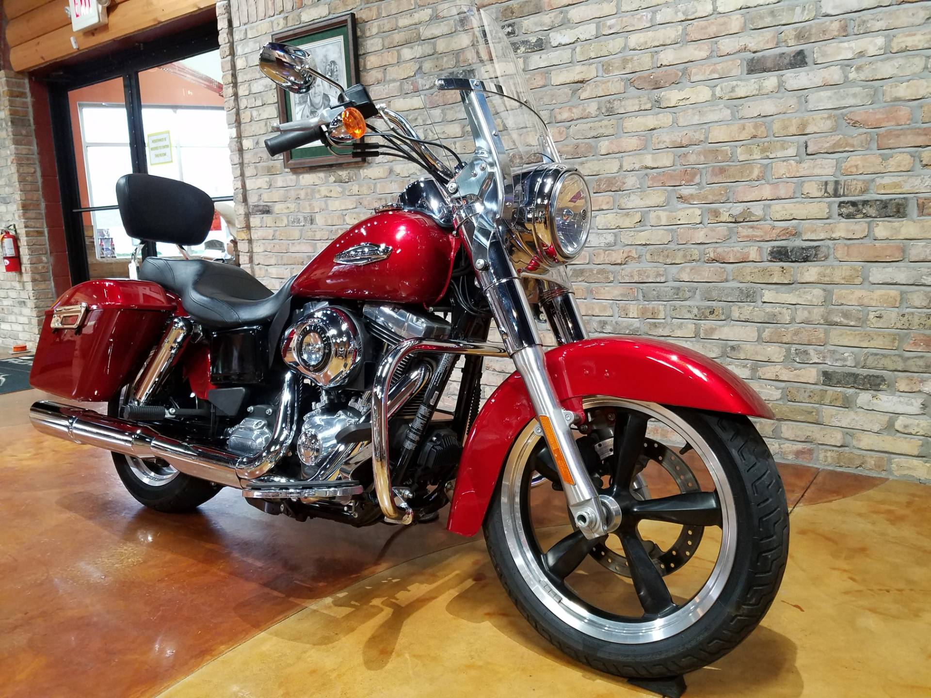 2012 Harley-Davidson Dyna® Switchback in Big Bend, Wisconsin - Photo 2