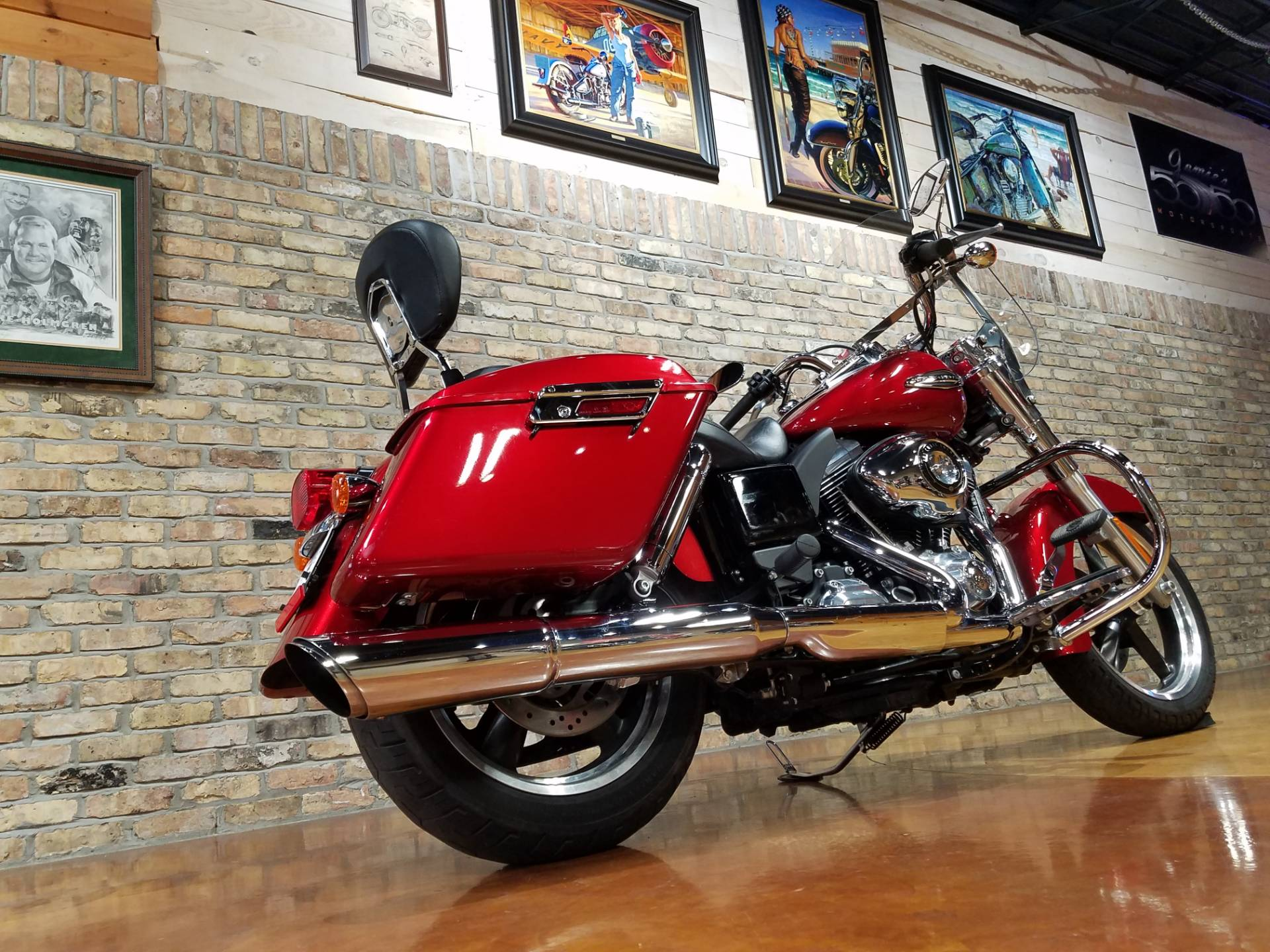 2012 Harley-Davidson Dyna® Switchback in Big Bend, Wisconsin - Photo 4