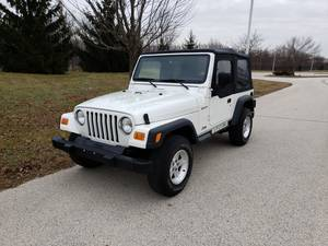 2003 Jeep Wrangler X in Big Bend, Wisconsin - Photo 4