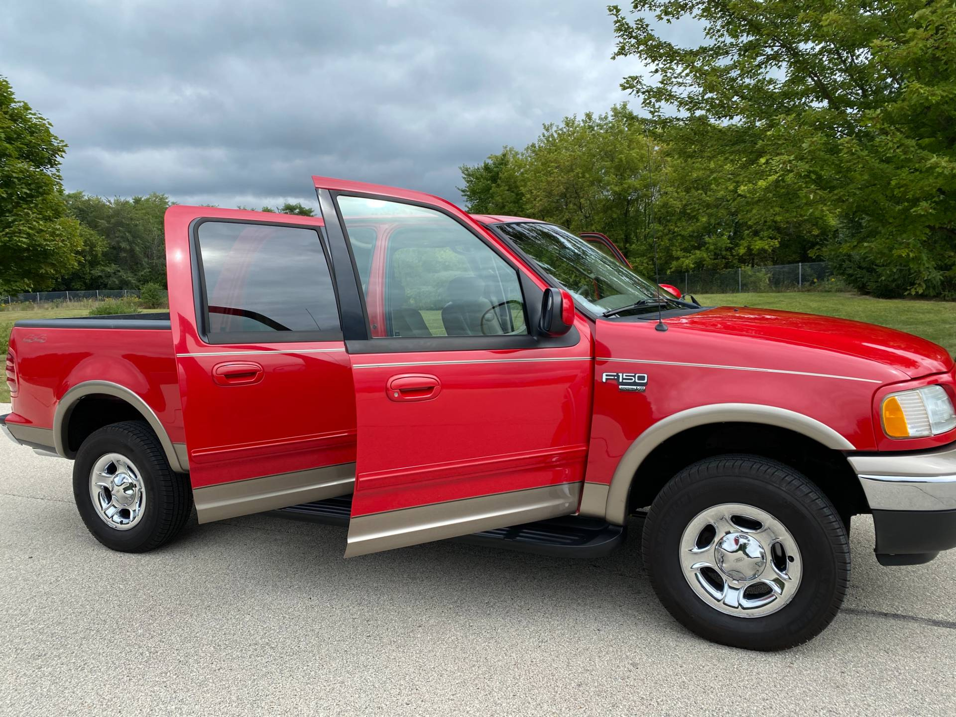 2003 Ford F-150 Lariat SuperCrew in Big Bend, Wisconsin - Photo 74