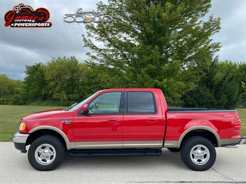 2003 Ford F-150 Lariat SuperCrew in Big Bend, Wisconsin - Photo 1