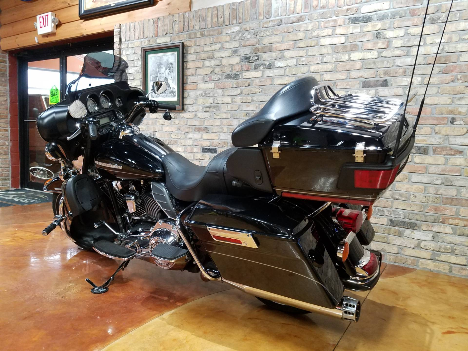 2013 Harley-Davidson Electra Glide® Ultra Limited in Big Bend, Wisconsin - Photo 3