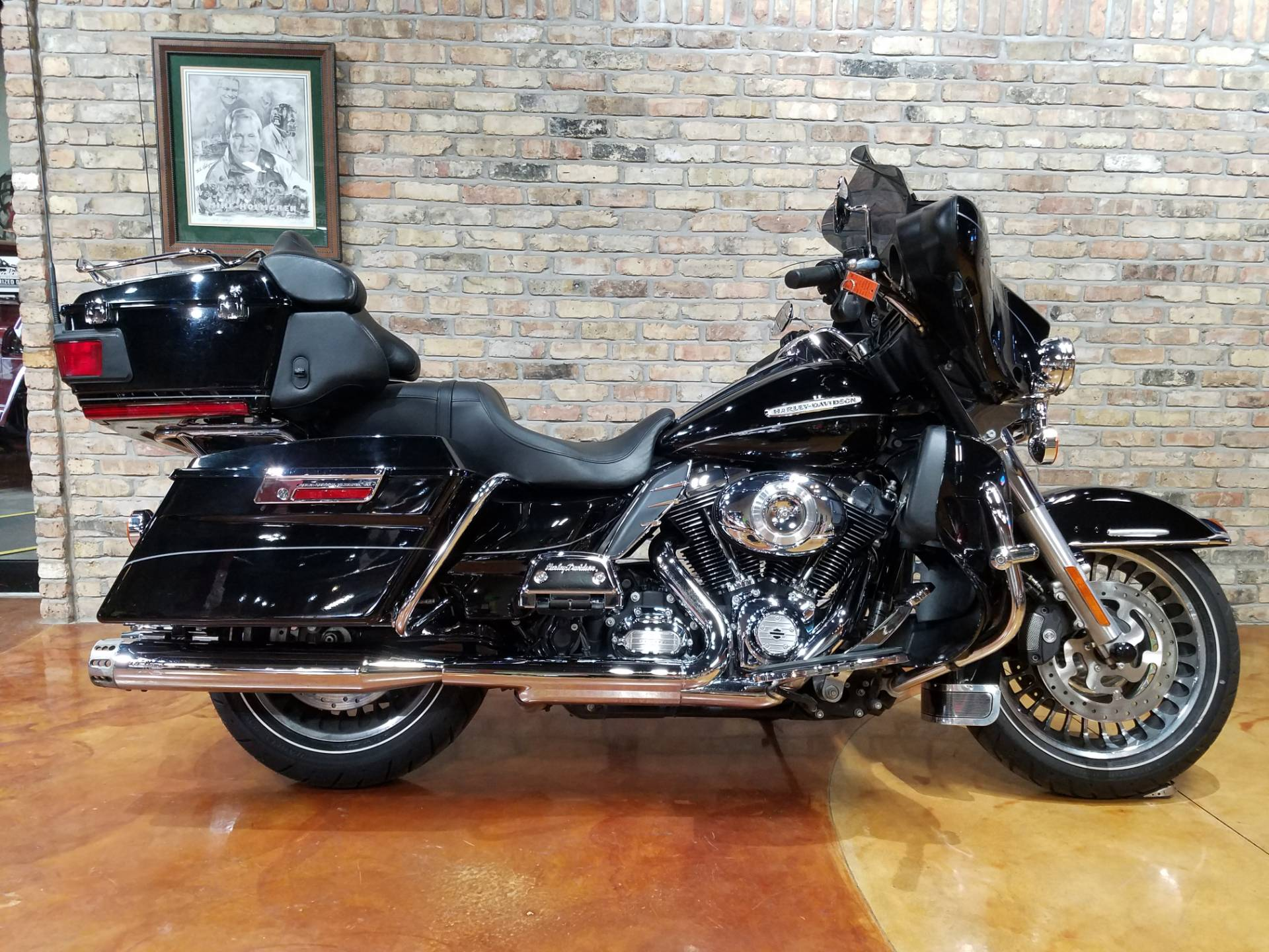 2013 Harley-Davidson Electra Glide® Ultra Limited in Big Bend, Wisconsin - Photo 38