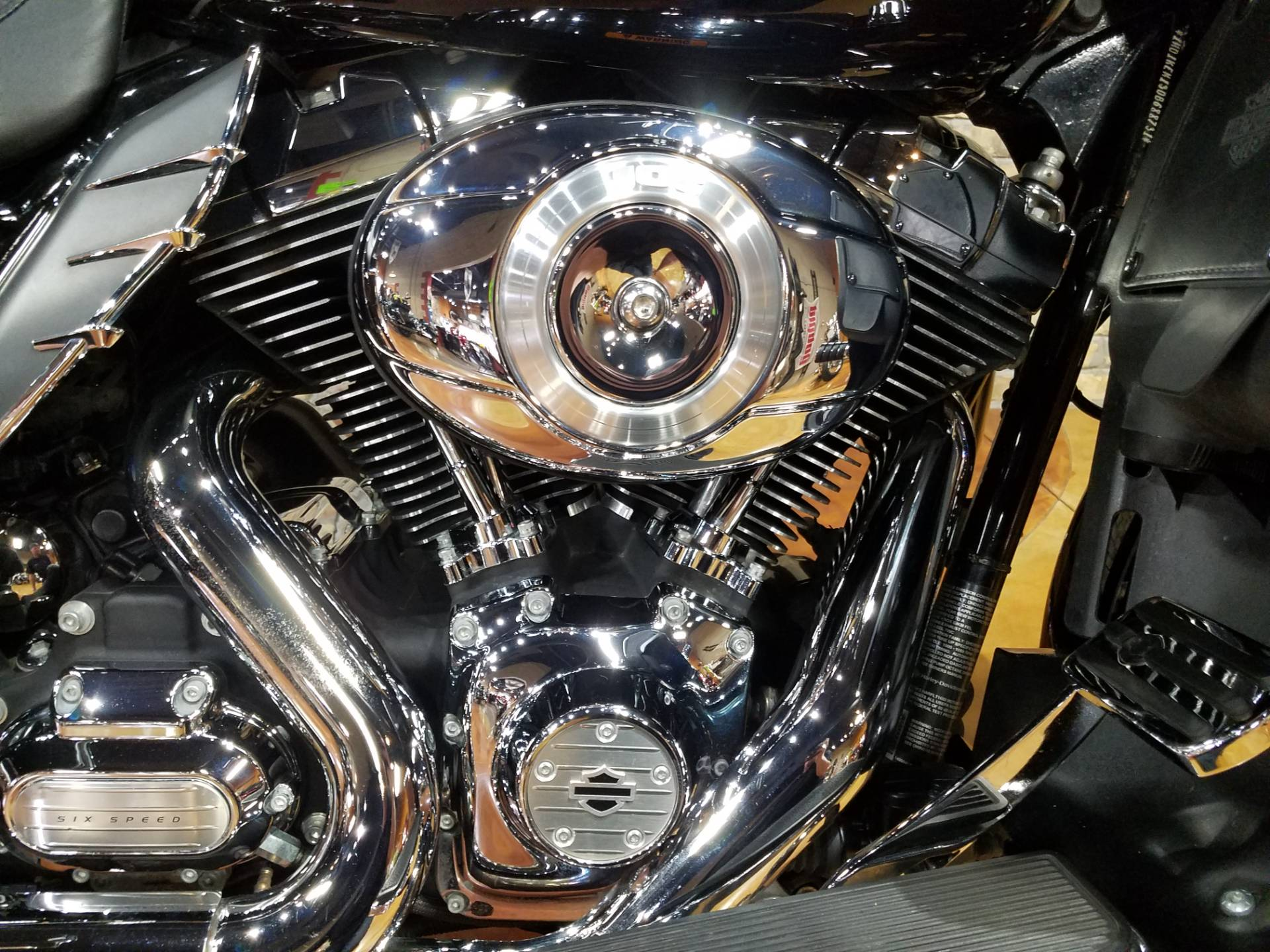 2013 Harley-Davidson Electra Glide® Ultra Limited in Big Bend, Wisconsin - Photo 51