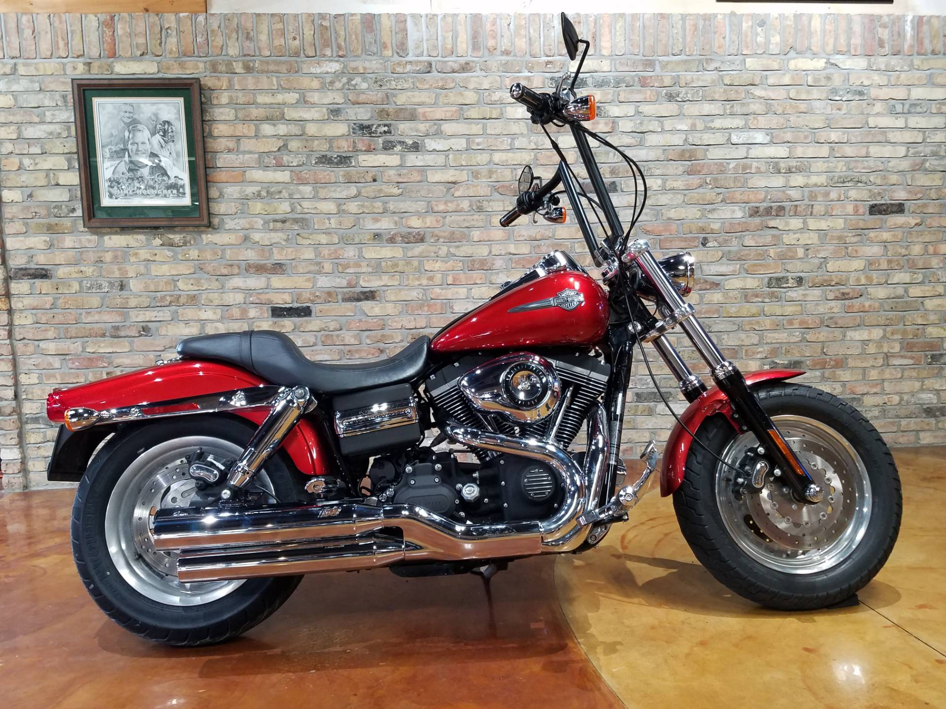 2008 Harley-Davidson Dyna® Fat Bob™ in Big Bend, Wisconsin - Photo 52