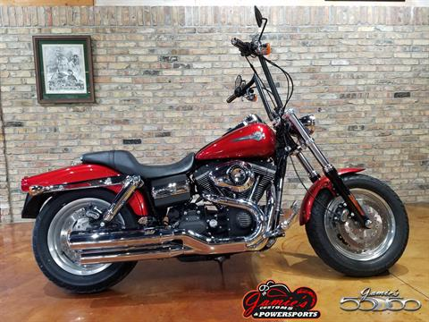 2008 Harley-Davidson Dyna® Fat Bob™ in Big Bend, Wisconsin - Photo 1
