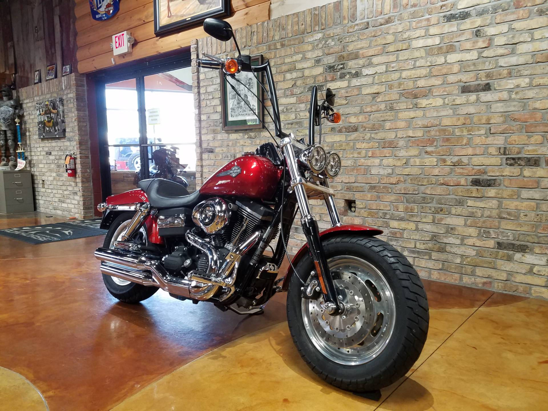 2008 Harley-Davidson Dyna® Fat Bob™ in Big Bend, Wisconsin - Photo 2