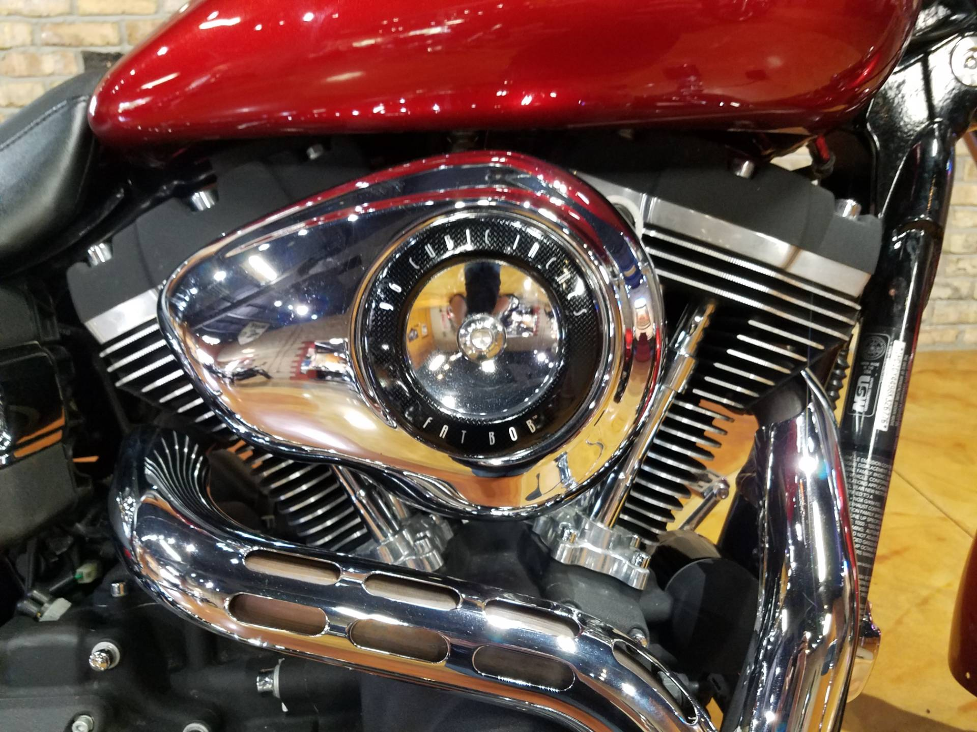 2008 Harley-Davidson Dyna® Fat Bob™ in Big Bend, Wisconsin - Photo 8